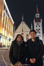 We were at Altes Rathaus