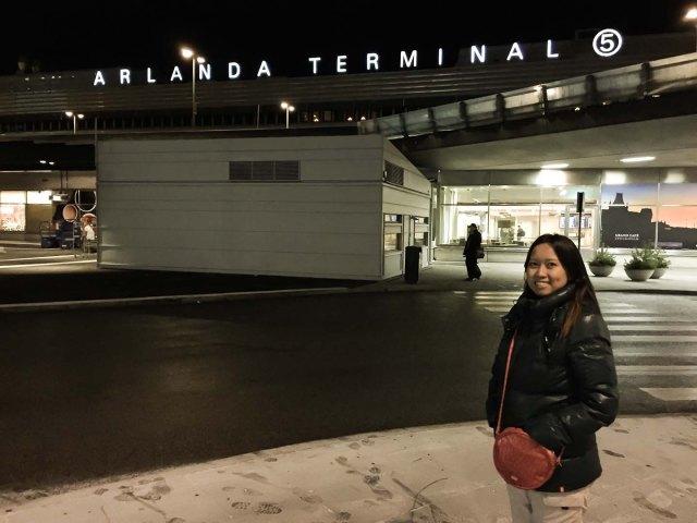 Arlanda Stockholm Airport