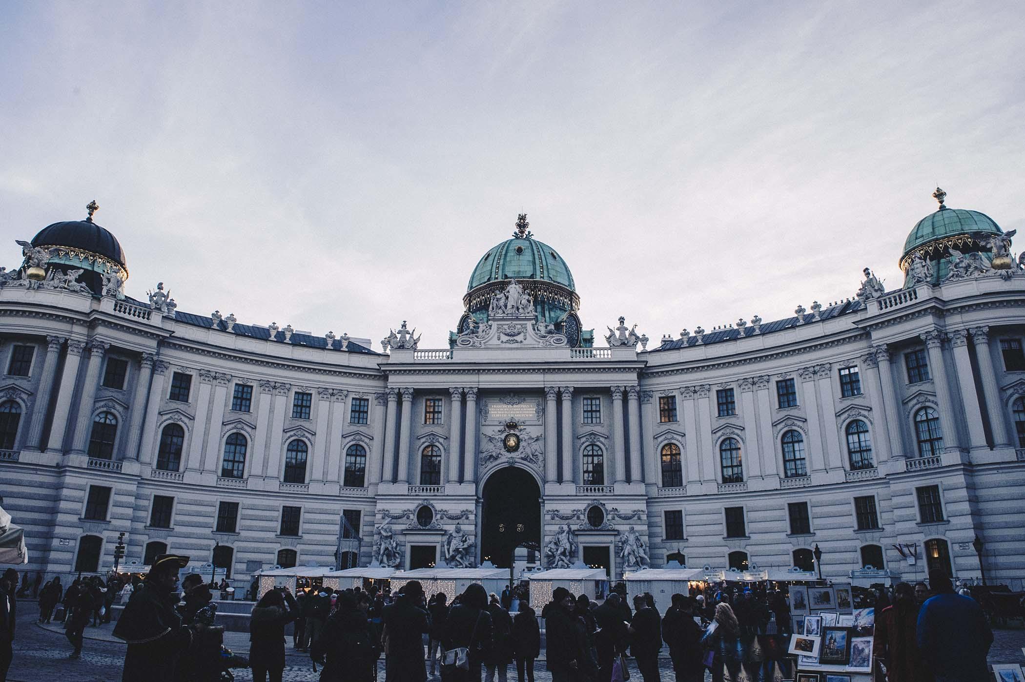The Vienna Hofburg: Austria's Imperial Palace
