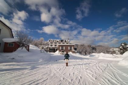 Pension Ressha House, Furano