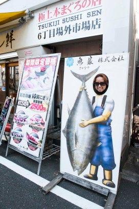 Tsukiji Sushi Sen