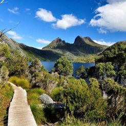 Wilderness Cradle Mountain Overland Track
