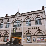 Salamanca Fruit Market