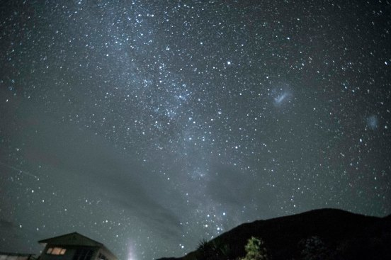 Stargazing at Ahipara