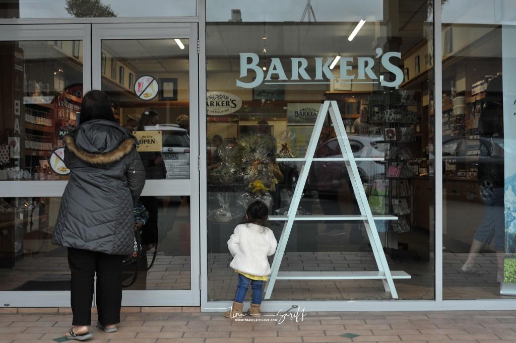 Barker's of Geraldine