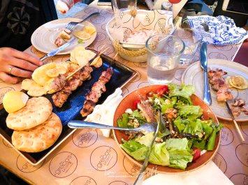 Greek Foodie